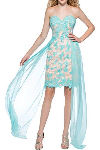 Etui Traegerlos Kurz Sexy Ballkleid Cocktailkleider Herz Damen Abendkleider Partykleid Ivydressing Spitze Ausschnitt wT6PXXq
