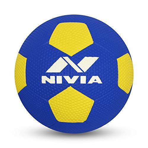 NIVIA Tornado Moulded Football Size 5 Blue