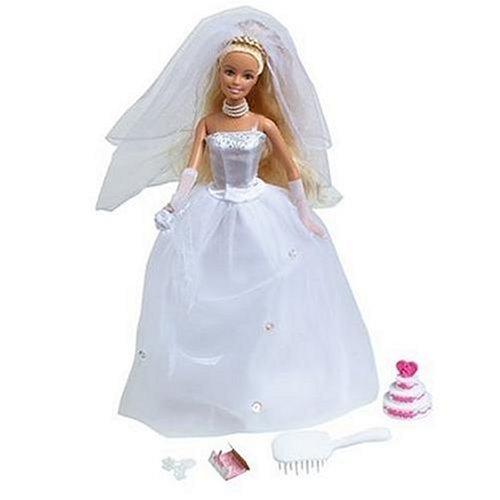Barbie Forever Beautiful Bride Barbie ()