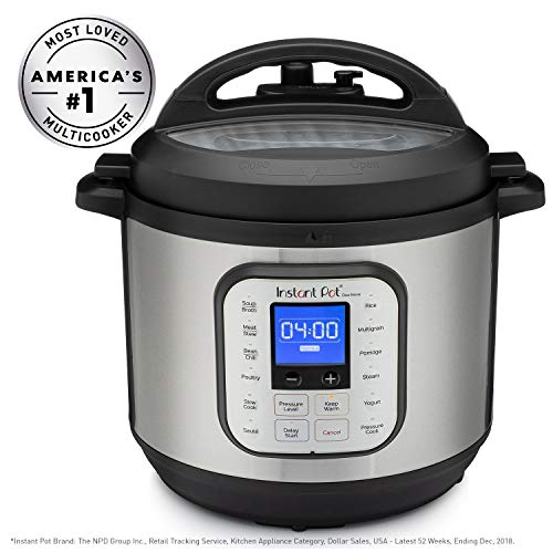 Instant Pot DUONOVA80 Pressure Stainless product image
