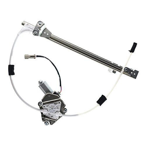 A-Premium Power Window Regulator and Motor Assembly for Jeep Liberty KJ 2002-2006 Rear Right Passenger Side
