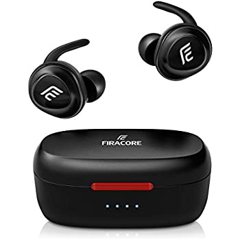 Amazon.com: Bluetooth Headphones, FIRACORE 5.0 True