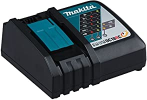 Makita DTD154RTJ 18 V Li-ion LXT Brushless Impact Driver Complete with 2 x 5.0 Ah Li-ion Batteries and Charger in a Makpac Case