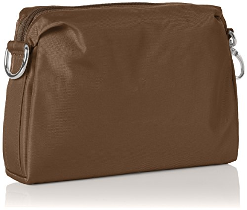 Bogner New Golf - Bolso de hombro Mujer Marrón (Brown Sugar)