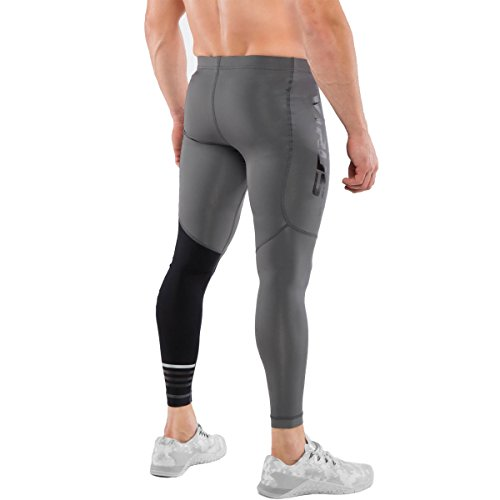 b6f85dc723a98 Virus Stay Cool Compression RX8 Tech Pant - Charcoal-Black - Large ...
