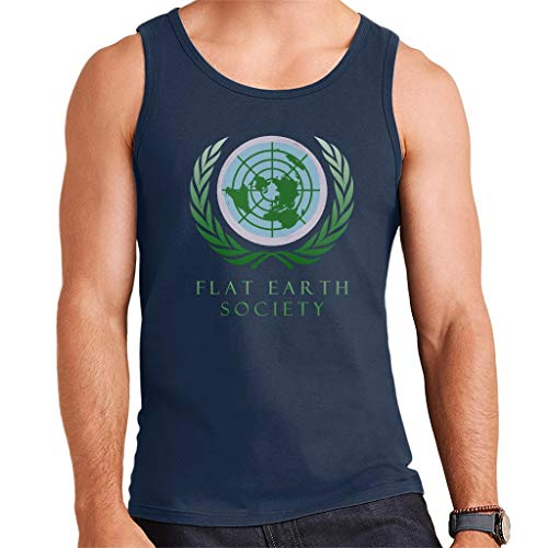 Blue Flat Vest Society Earth Men's Navy wp0SqZ
