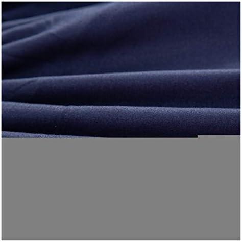 JYBHSH Polyester Solide Matelas avec Quatre Coins et Feuilles élastiques (Color : Liang Huang Se, Size : 135cmX200cmX25cm)