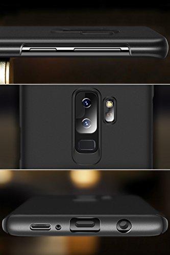 de904143c40c TORRAS Slim Fit Galaxy S9 Plus Case Hard Plastic PC Ultra Thin S9 Plus  Mobile Phone