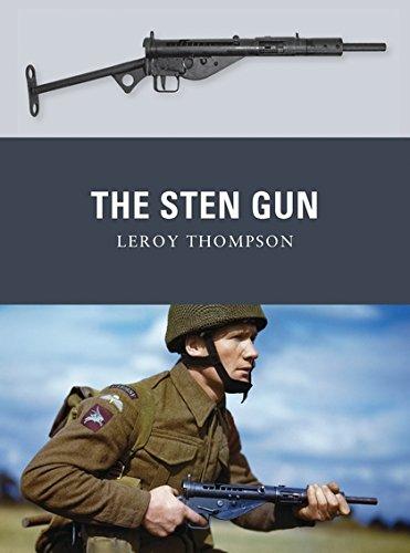 The Sten Gun (Weapon) pdf
