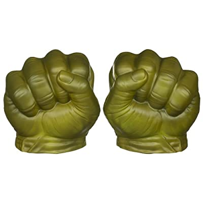Gamma Green Hulk Smash Fists from Hasbro