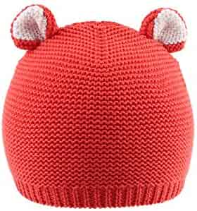 2d81aab31b2 LLmoway Kids Baby Toddler Infant Knit Hat Beanie Cap Boy Girls Cotton Skull  Cap