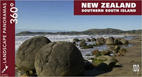 New Zealand Southern North Island 360 Degree Landscape Panoramas