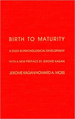 Book Birth to Maturity: A Study in Psychological Development