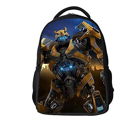 Amazon.com: 16-inch Mochila Kids Bags 3D Children School Transformers Cartoon Backpack Infantile Nursery Bag: Kitchen & Dining