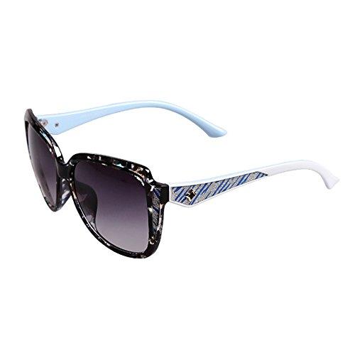 polarizadas de de ZHIRONG Viajes Ms Protección Color C Conducción Playa luz Gafas UV solar B gafas Protección Gafas sol pwRRg0q