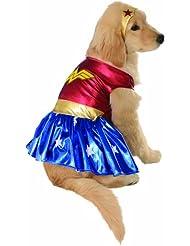 DC Comics Pet Costume, X-Large, Wonder Woman