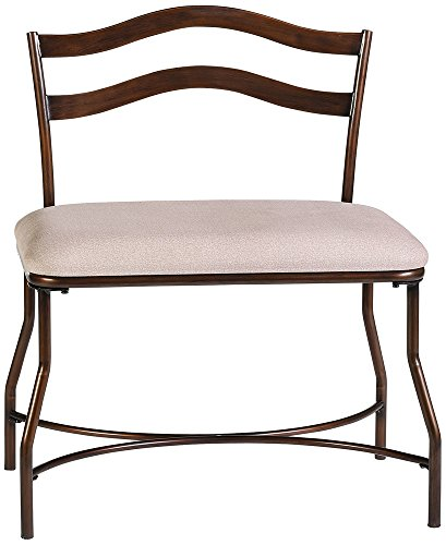 Hillsdale Windsor Vanity Bench