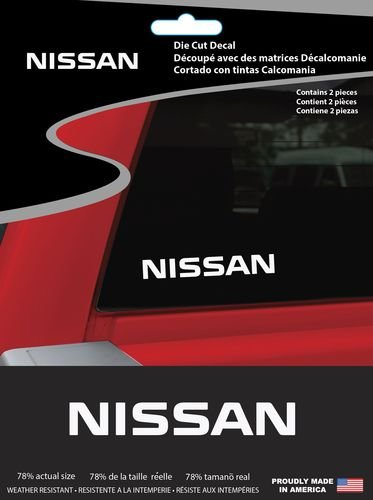 Chroma Graphics Nissan Decal DIE Cut