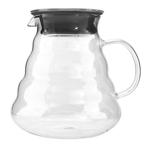 glass carafe coffee - 1