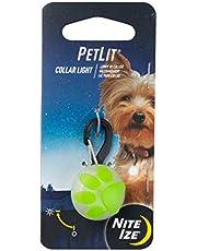 Nite Ize PetLit LED Collar Light Burst, 1-Pack