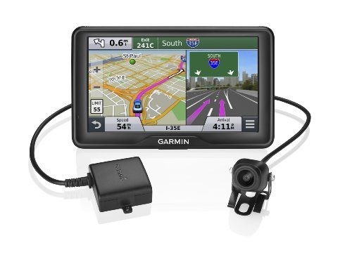 garmin n vi 2798lmt portable gps with backup camera buy online in uae electronics products. Black Bedroom Furniture Sets. Home Design Ideas