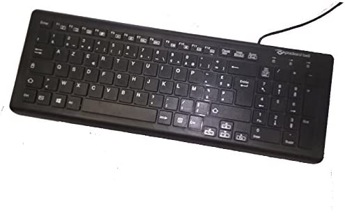 Teclado Azerty negro USB Packard Bell om-130006p/K dkusb1 ...