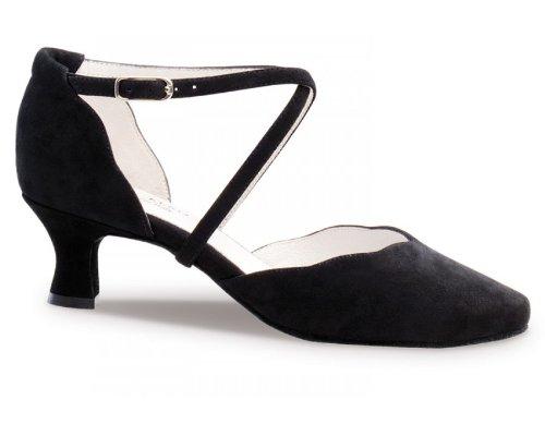 Anna Kern Women's Model 572 - 2'' (5.0 cm) Latin Heel, 9 M US (6 UK) by Anna Kern