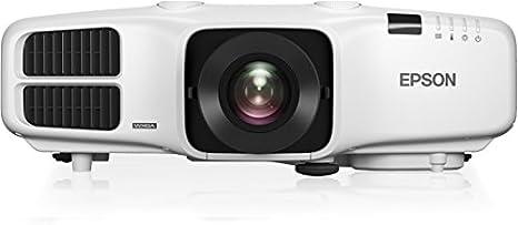 Epson EB-4770W Video - Proyector (5000 lúmenes ANSI, 3LCD, WXGA ...