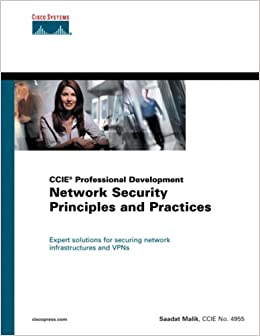 Network Security Principles and Practices (CCIE Professional Development) 9781587050251 IT Certification Exams at amazon