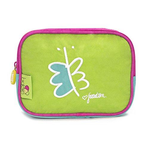 BigLove Kids 'Freiheit Square Tasche, mehrfarbig, klein