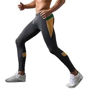 Pantalones largo hombre chandal,Sonnena Deportivo Jogger Patchwork Estilo Urbano Casual running Pantalones Casuales Para…