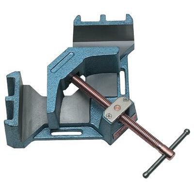 90° Steel Angle Clamps Style: Cap.:3 11/32'', Jaw Hgt:1 3/8'', Wt.:8 1/2lb (64000) by Wilton