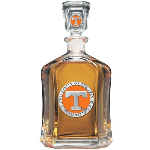 University of Tennessee Decanter Heritage Pewter