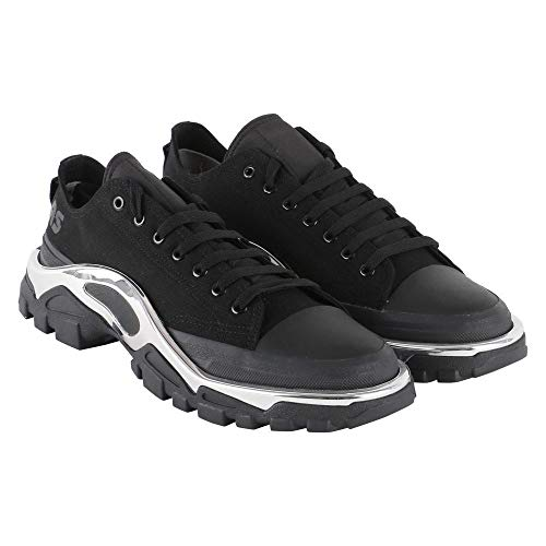 In Raf Detroit Nero Nera Adidas Runner Sneaker By Simons Tela OPYRR6x