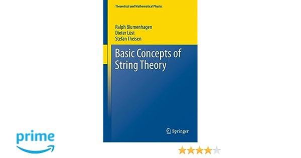 kiritsis string theory in a nutshell pdf