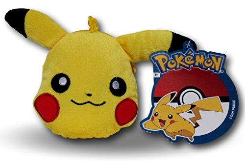 Monedero Llavero Pikachu 20cm Peluche Pokémon Go Amarillo ...