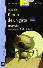 Diario de un gato asesino: 84 (El Barco de Vapor Azul
