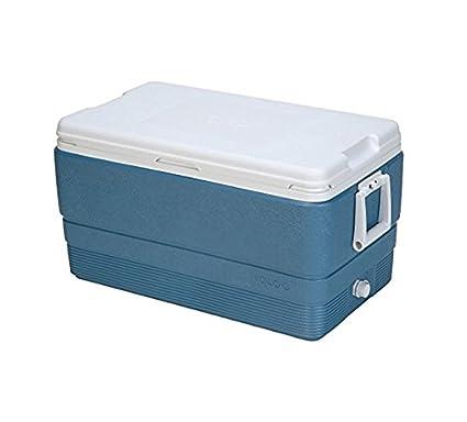 IGLOO - Nevera rígida 70 Cool Box-Blue, Unisex, Maxcold 70, Azul ...
