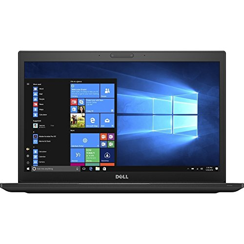 Dell Latitude 7480 Business-Class Laptop | 14.0 inch FHD Touch Display | Intel Core 7th Generation i7-7600 | 16 GB DDR4 | 512 GB PCIe M.2 NVMe SSD | Windows 10 Pro by Dell Computers