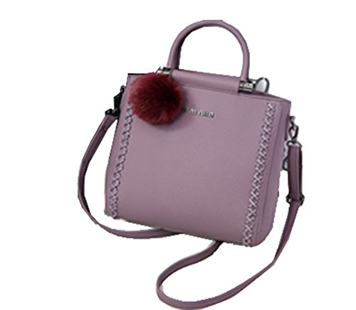 2016 New Design Woman Lady Bag Clutches Cross-body Bag Tote Bag Satchels Pu Leather Bag (black)