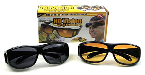 HD Vision Glasses Set of 2 - Ops Vision Hd Special Sunglasses