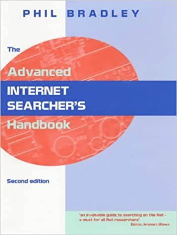 Free e textbooks online download The Advanced Internet Searcher's Handbook by Phil Bradley en español ePub
