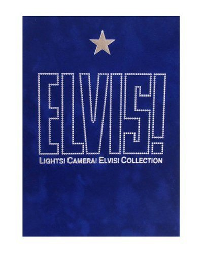 Lights! Camera! Elvis! Collection (Blue Hawaii / Easy Come, Easy Go / Fun in Acapulco / G.I. Blues / Girls! Girls! Girls! / King Creole / Roustabout / Paradise Hawaiian Style) (Light Presley)