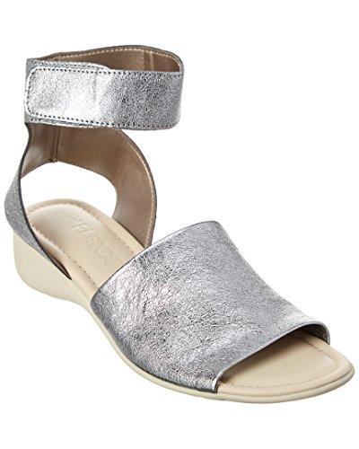 The FLEXX Women's Beglad Sandal, Canna Di Fucile Crackele, 8 M US (Cannes Leather)