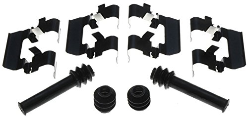 ACDelco 18K458X Professional Front Disc Brake Caliper Hardware Kit with Clips, Seals, and - Brakes Saturn Sl2