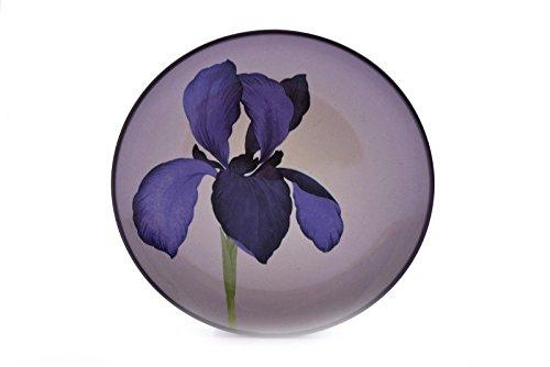 - Noritake Colorwave Purple 8486 Iris Salad Accent Plate 8.25