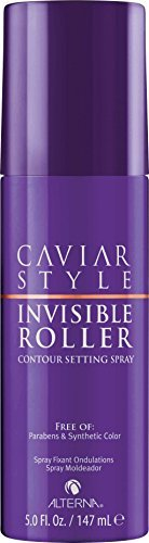 Caviar Style Invisible Roller Contour Setting Spray Alterna Hair Spray Unisex 5 oz (Pack of 7) by Perfume World Wide