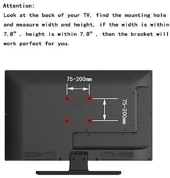 some up to 32 Henxlco TV Wall Mount Bracket Flat Screen Panel Monitor Plasma LCD LED 14 17 19 20 22 23 24 27