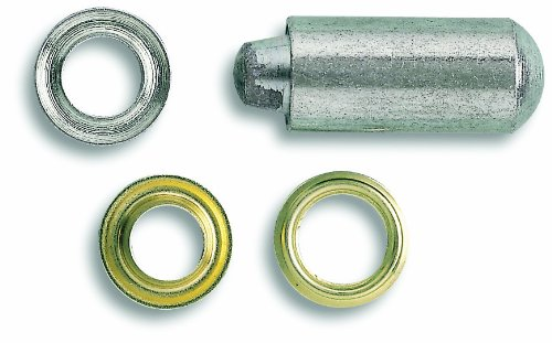Chapuis VOB3 Set of 25 tank eyelets + assembly set - Brass - Diameter 10 mm
