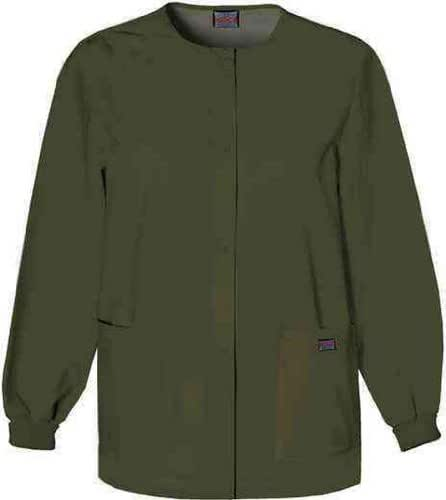 Cherokee Women's Workwear Scrub Warm-Up Jacket